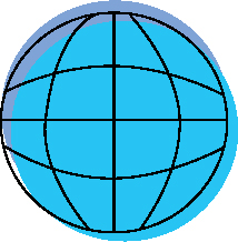 Blue Sphere for Email