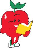 Be a good apple.  Read!