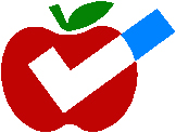 Image of an Apple with Check Mark