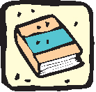 Clipart of a book